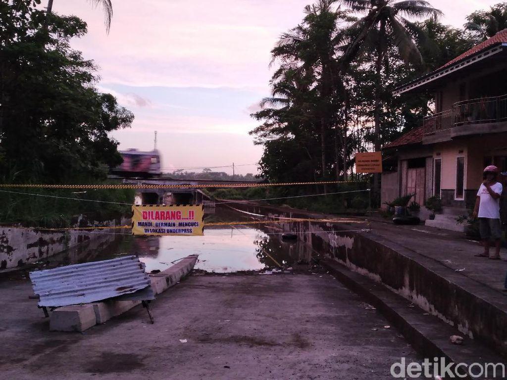 Underpass Lokasi Prank Maut Renggut 3 Nyawa, Ini Kata Bupati Kulon Progo