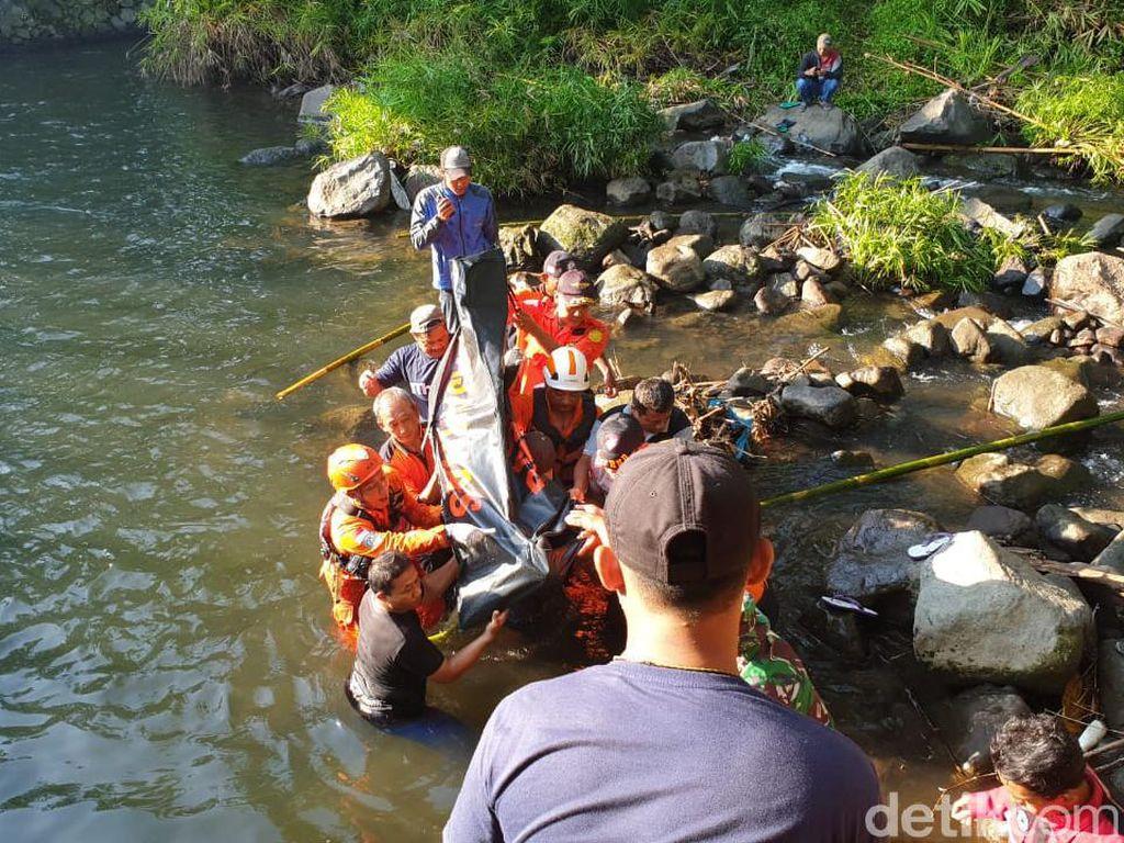 Seluruh Korban Susur Sungai SMPN 1 Turi Ditemukan, Pembina Masuk Tahanan