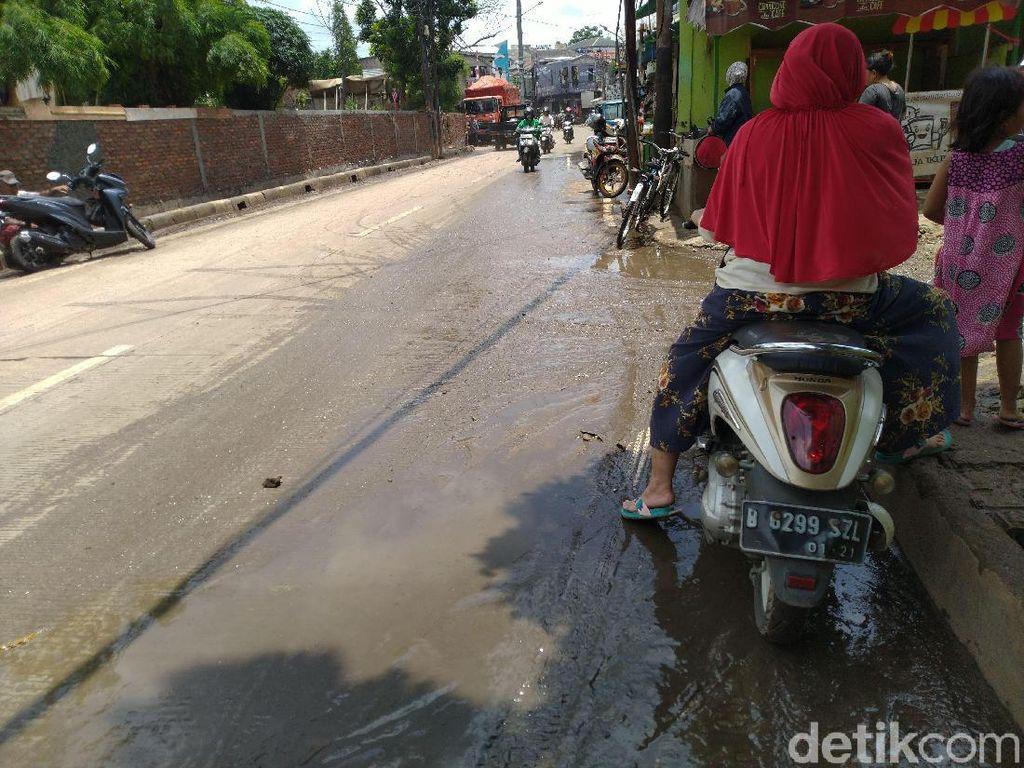 Atasi Banjir Kemang, Walkot Jaksel Upayakan Pembebasan Lahan Pinggir Kali
