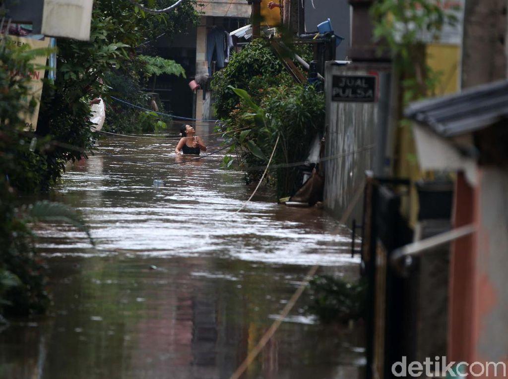 Ini Wilayah Jakarta yang Listriknya Masih Padam Imbas Banjir