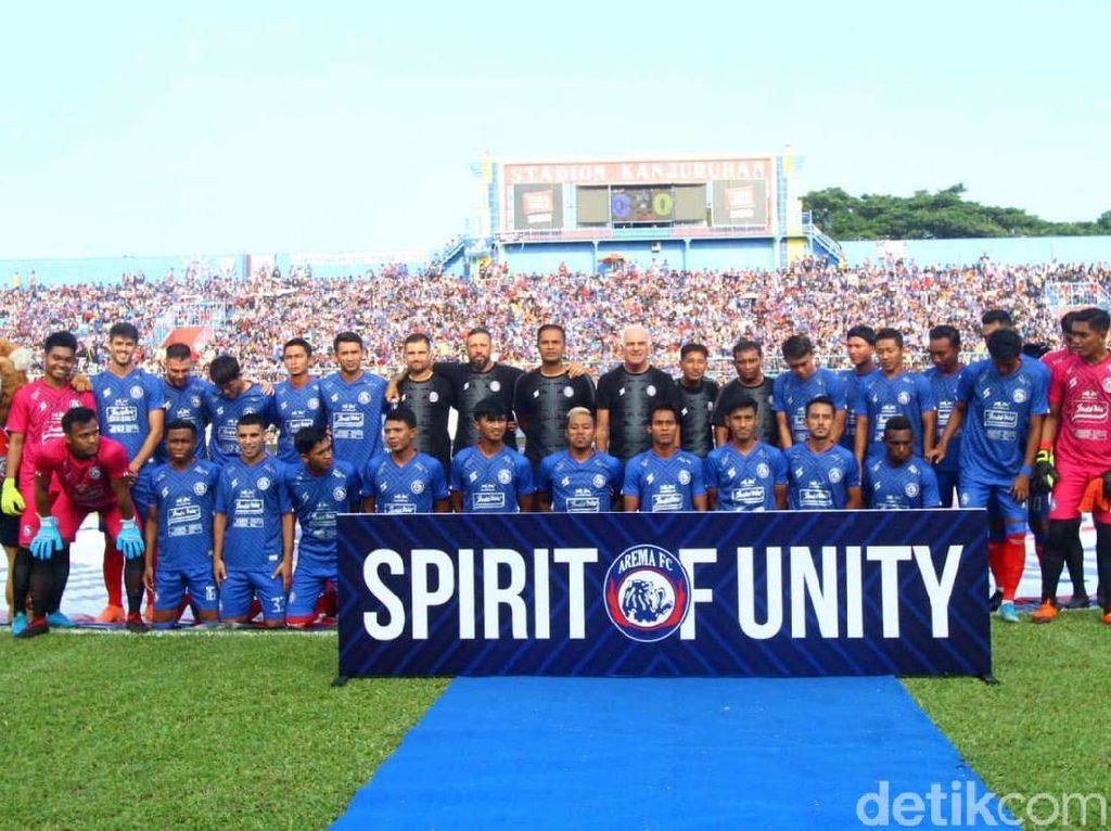 Jelang Liga 1 2020, Arema FC Masih Kekurangan Pemain