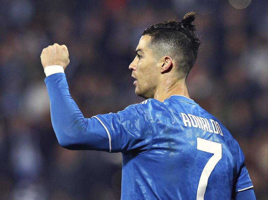Ronaldo Sudah 1.000 Penampilan