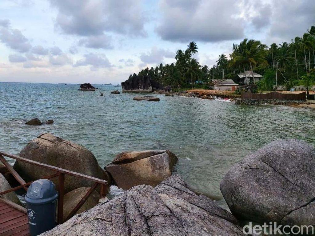Kondisi Geografis Pulau Natuna Berdasarkan Peta Lengkap dengan Iklimnya