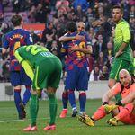 Braithwaite Tak Akan Cuci Jersey-nya Usai Dipeluk Messi