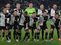 Juventus Vs Lyon: Ini Cara Bianconeri Kobarkan Semangat
