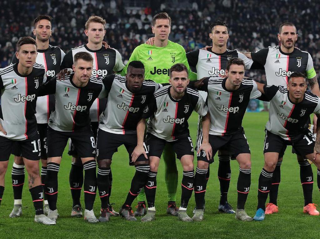 Sarri Kirim Sinyal Juventus Korbankan Scudetto Demi Liga Champions