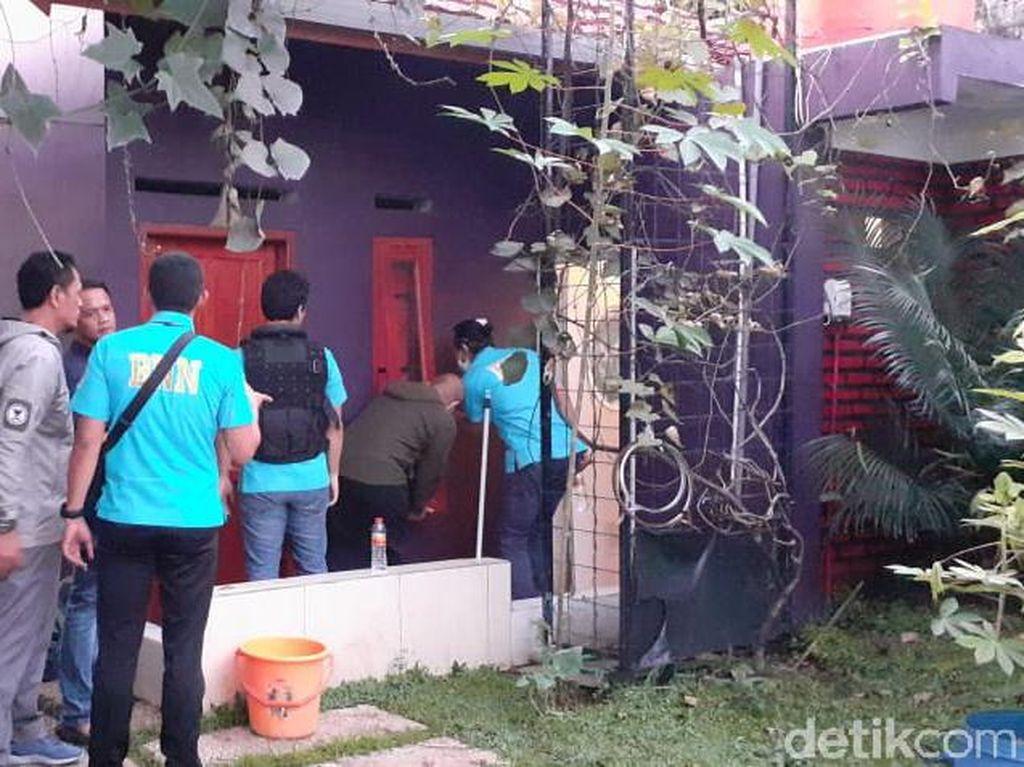 Bongkar Pabrik Narkoba di Bandung, Ini Temuan BNN