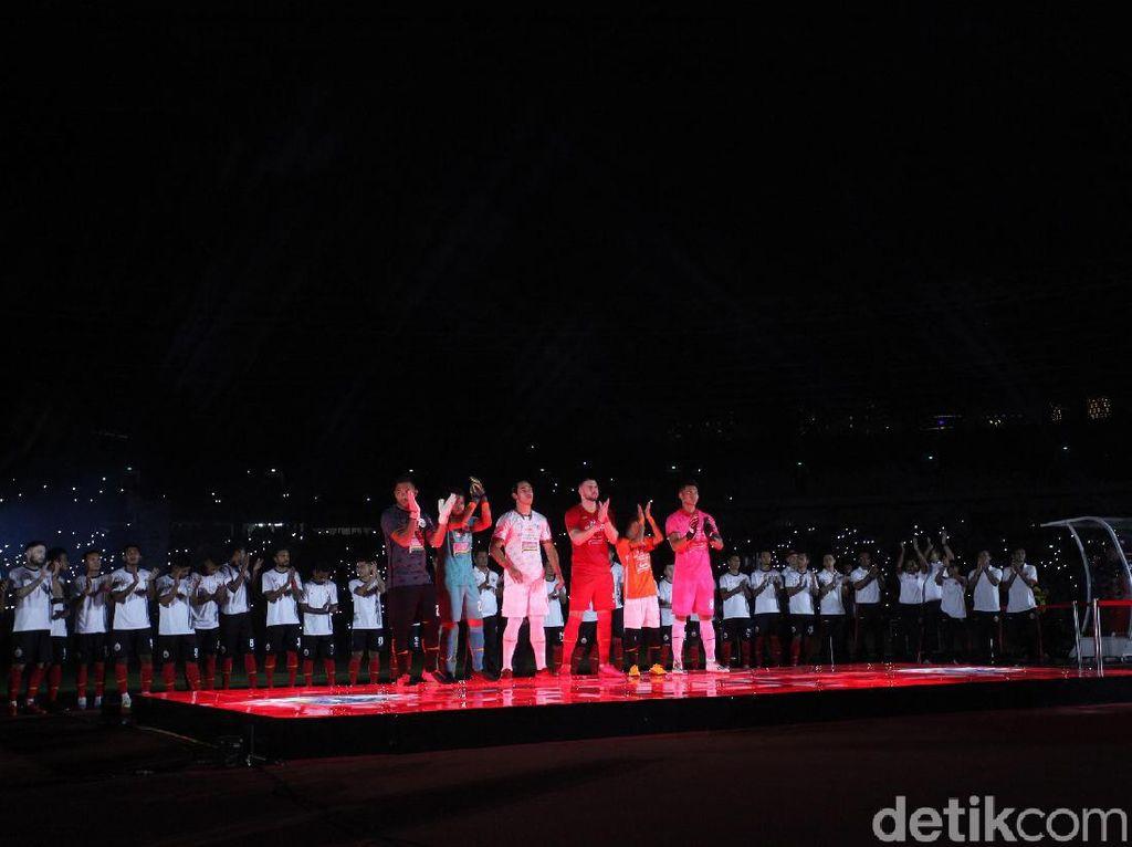 Ini Skuad The Dream Team Persija Jakarta di Musim 2020