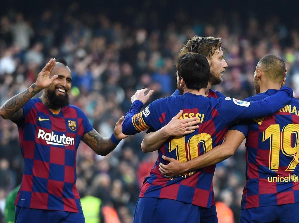 Barcelona Hadapi 11 Final