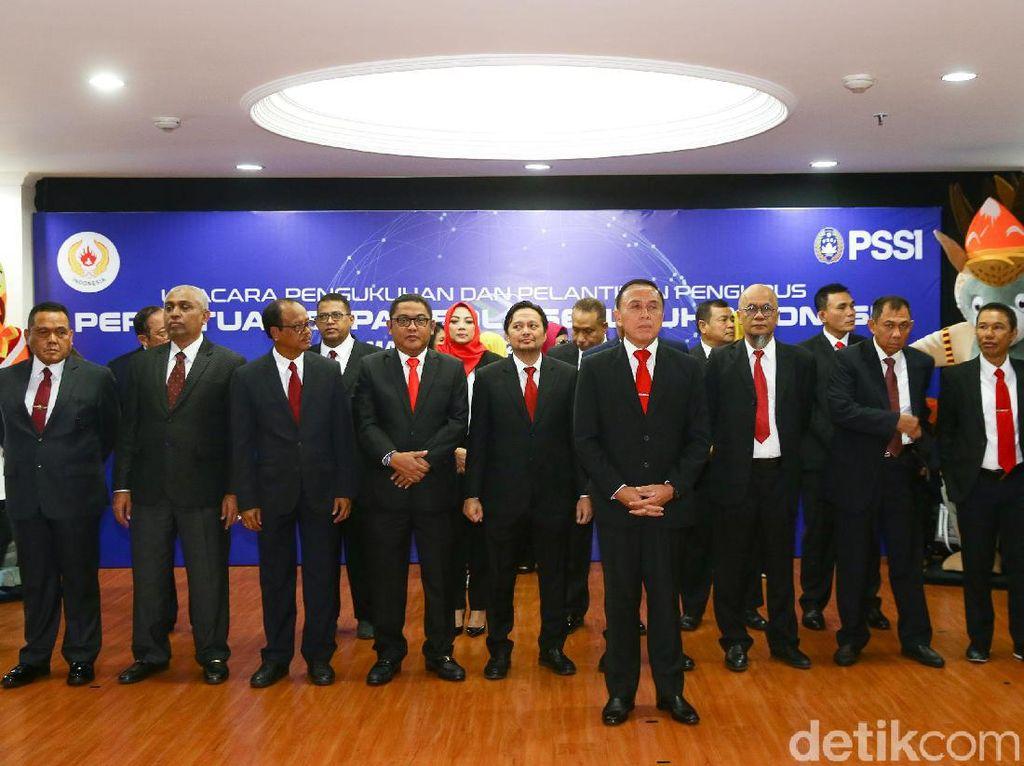 PSSI Harus Berpikir Matang Jika Mau Kompetisi Digelar Lagi
