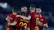 Gol Cantik Dzeko Warnai Kemenangan AS Roma Atas Sampdoria