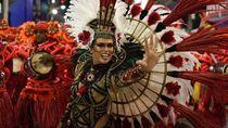 Melihat Kemeriahan Karnaval Rio di Brasil