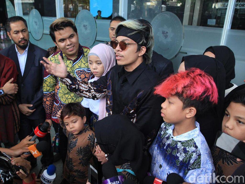 Atta Lamar Aurel Hermansyah, Gen Halilintar Akhirnya Beri Semangat