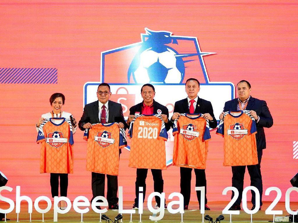 Shopee Liga 1 2020 Mungkin Belum Langsung Lanjut di Januari 2021