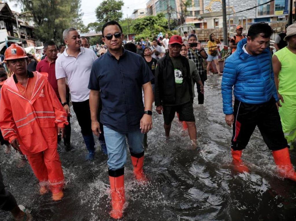 Alasan-alasan Anies Tak Penuhi Panggilan DPR Bahas Banjir
