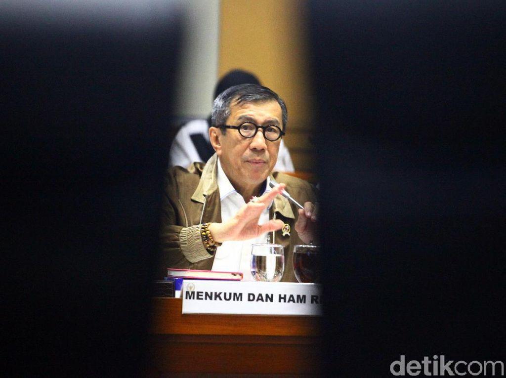 Djoko Tjandra Disebut Ada di Indonesia, Menkum: Di Sistem Kami Tak Ada!