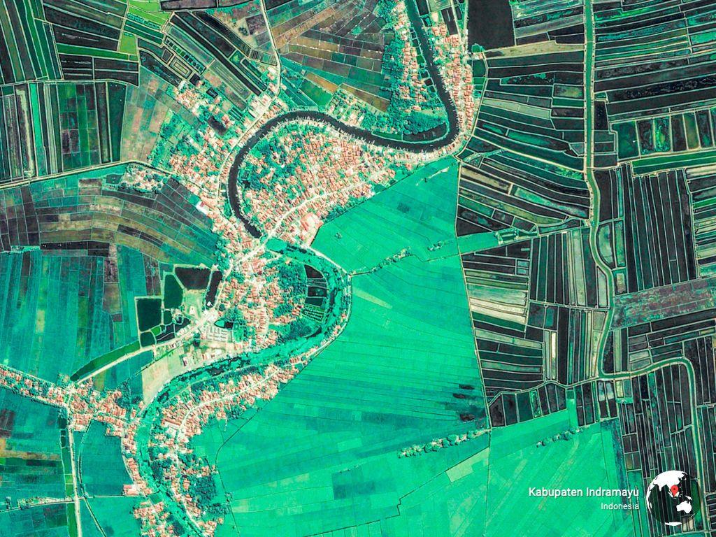 Betapa Menakjubkan Bumi dari Google Earth View