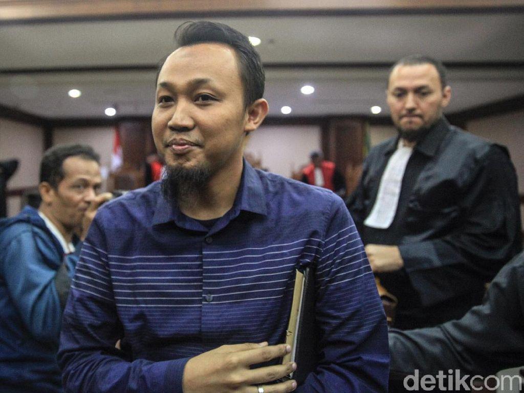 Pengusaha Mujib Divonis Bersalah dalam Kasus Suap Impor Ikan