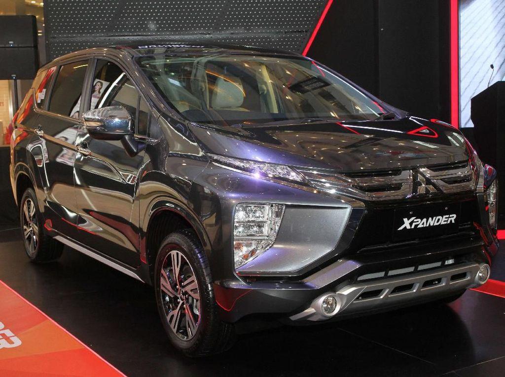 Mitsubishi Xpander Kini Juga Dirakit di Malaysia