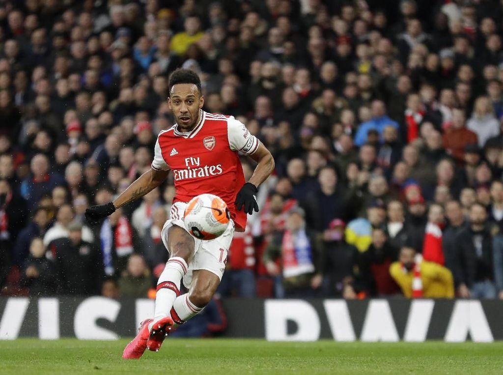Punya Martinelli, Arsenal Tak Usah Khawatir Kalau Aubameyang Pergi