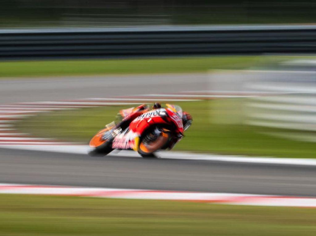 Marquez Khawatir dengan Performa Honda di Tes MotoGP Qatar