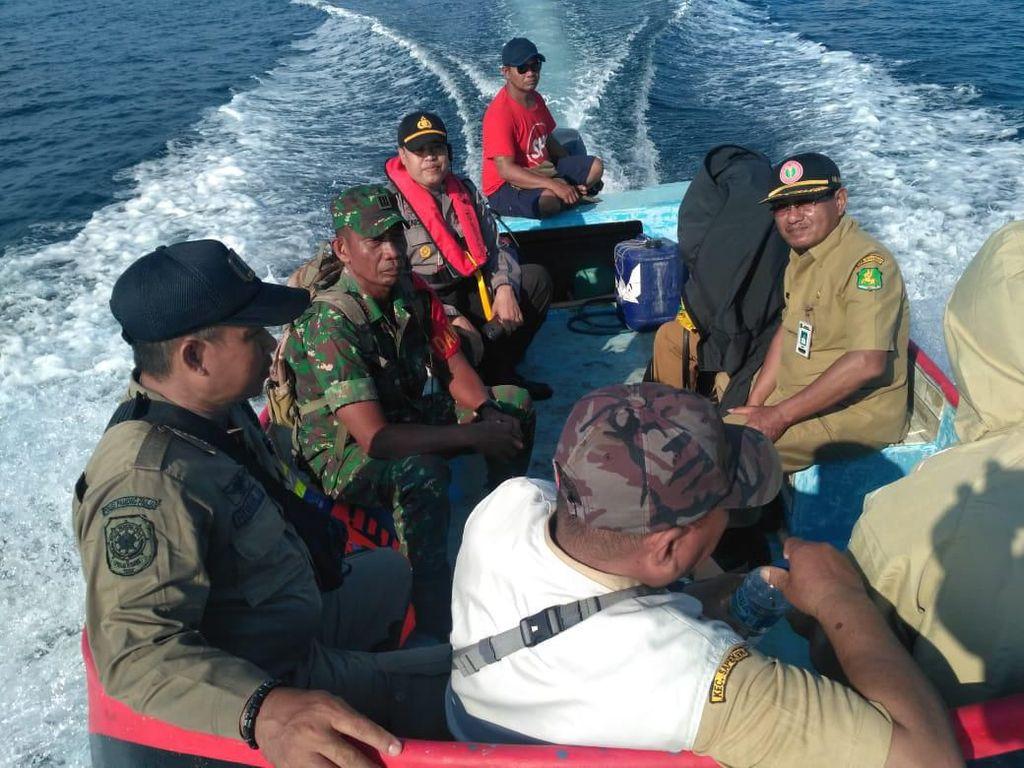 Ini Identitas 9 Penumpang Perahu Rombongan Pengantin Terdampar di Pulau Kosong