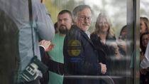 Steven Spielberg Garap Kisah Persahabatan di Konflik Palestina-Israel