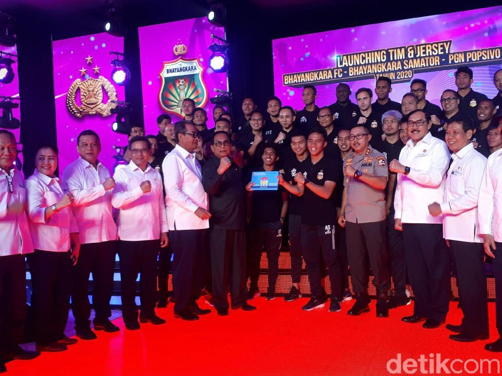 Dua Agenda Bhayangkara FC di RUPS Luar Biasa PT LIB