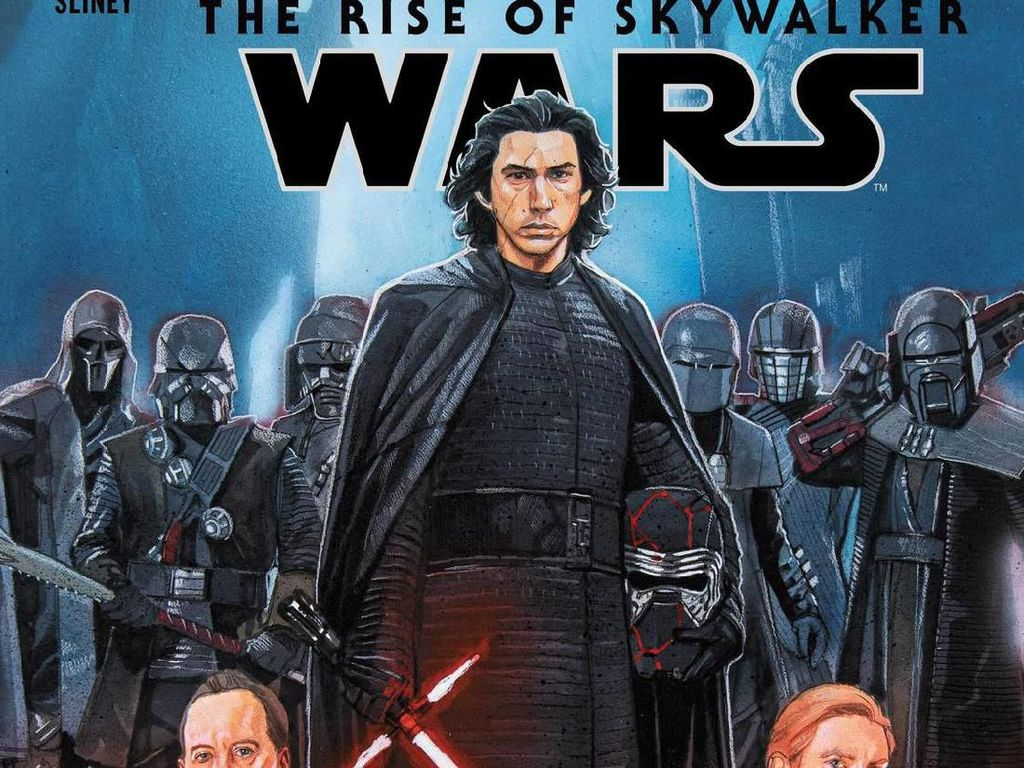 Hore! Komik Star Wars: The Rise of Skywalker Rilis Juni