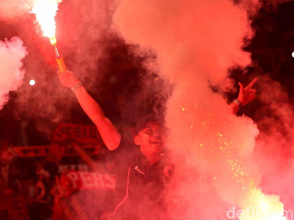 Cuma Bhayangkara FC Vs Persija yang Tanpa Penonton