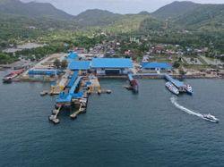 Dermaga Apung Pelabuhan Sabang Jebol Diterjang Badai