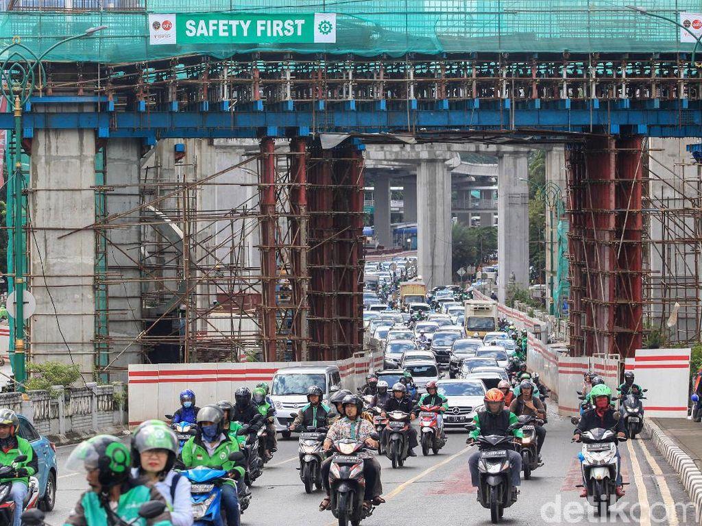 38 Proyek Strategis Nasional Senilai Rp 464 T Dikebut di 2021