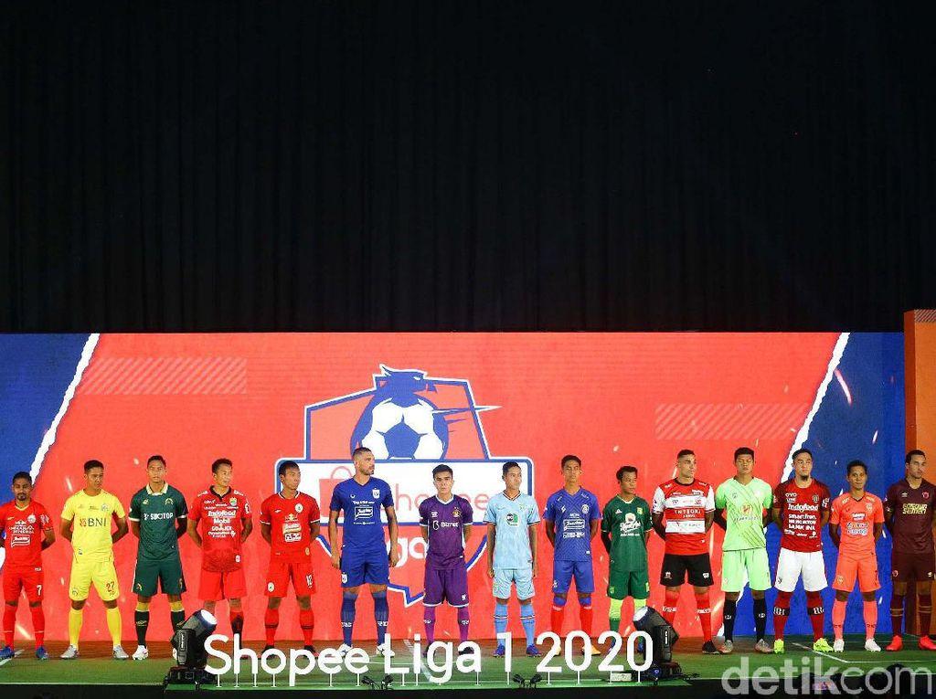 Shopee Liga 1 2020 Batal meski PSSI Sudah Rapat Exco 4 Kali
