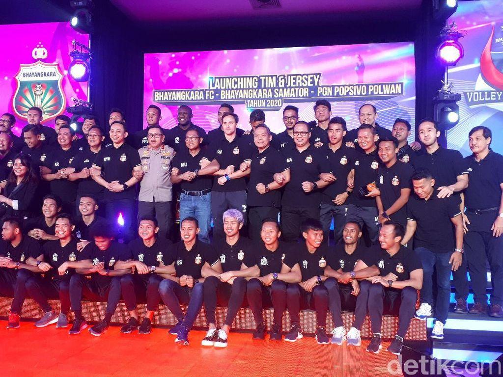 SK Gaji yang Baru Bikin COO Bhayangkara FC Kebingungan