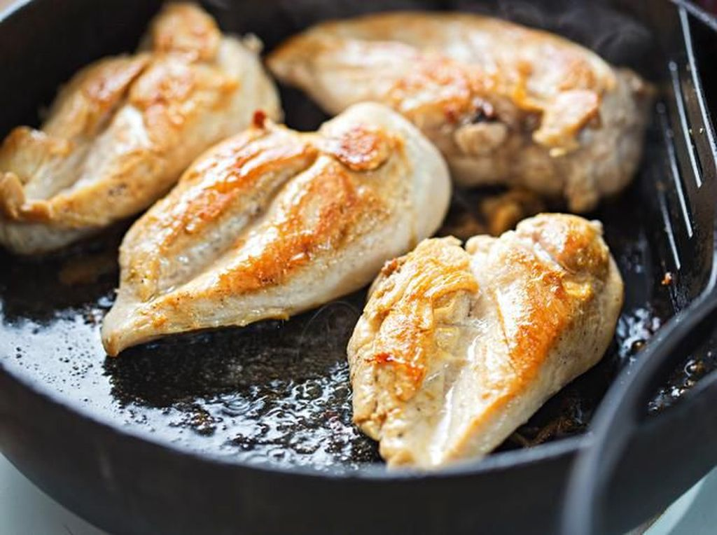 5 Makanan untuk Sehatkan Pencernaan, Telur hingga Oatmeal