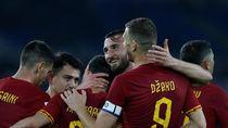 Akhirnya, Roma Kembali ke Jalur Kemenangan di Serie A