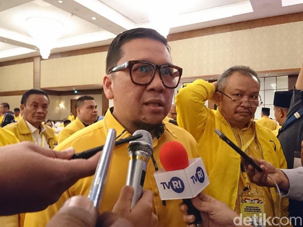 Golkar Pastikan Dukung Bobby di Pilkada Medan