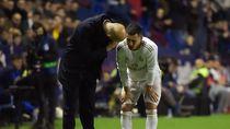 Eden Hazard Bocorkan Resep Kesuksesan Zidane