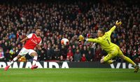 Mesin Gol Arsenal Bernama Aubameyang
