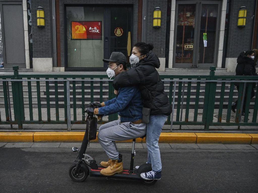 Drive-Thru Cara Cepat Korea Selatan Periksa Corona