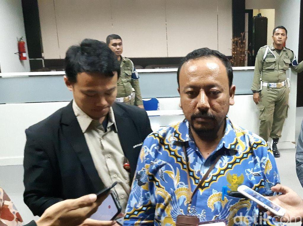 Ombudsman Kartu Kuning Pemkot Serang soal Pelayanan Publik