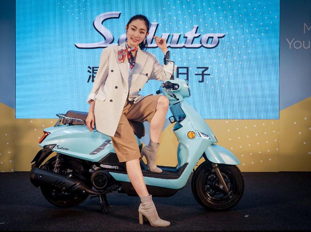 Resmi Dijual, Suzuki Saluto Dibanderol Rp 35 Jutaan