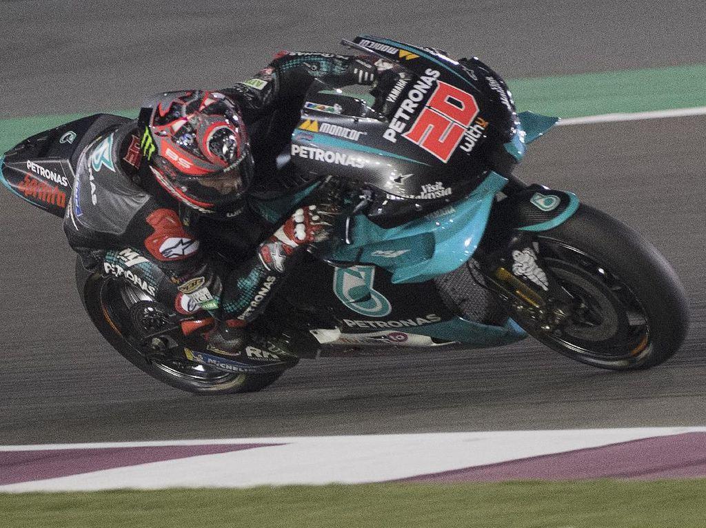 Video Quartararo Tercepat di Latihan Bebas II MotoGP Ceko