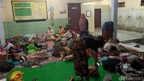 Banjir di Kota-Kabupaten Pekalongan, Pengungsi Tambah Jadi 4.461 Jiwa