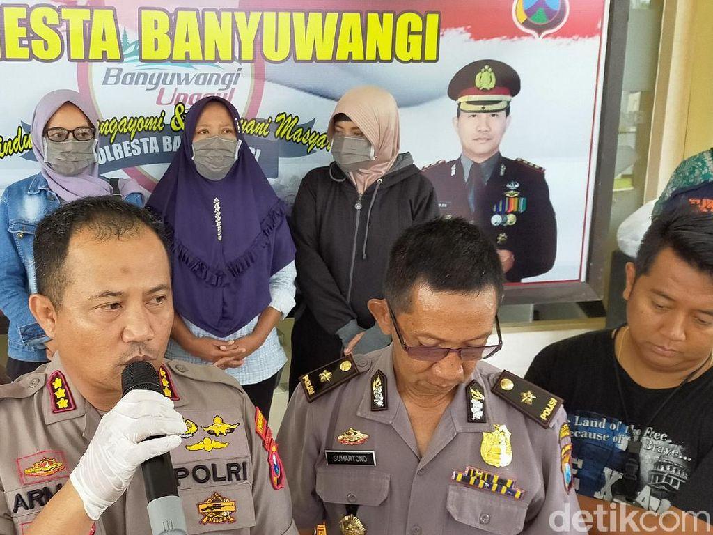 Tiga Penyebar Hoax Penculikan Anak di Banyuwangi Diamankan Polisi