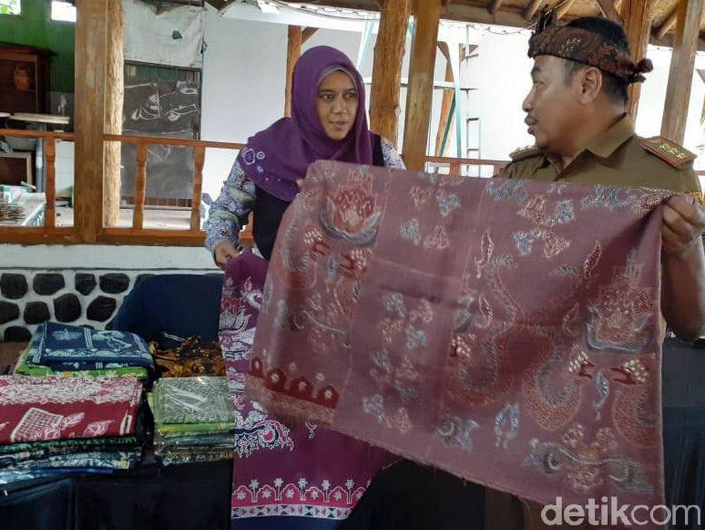 Kasumedangan, Batik Khas Sumedang