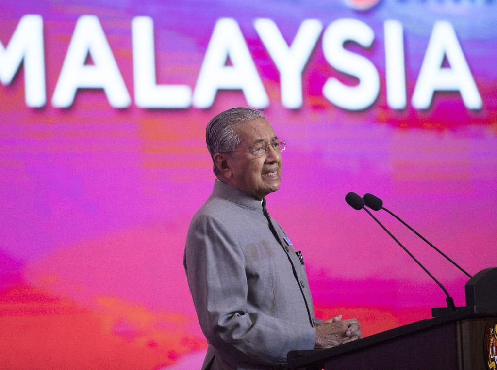 Mahathir: Saya Merasa Dikhianati Muhyiddin!