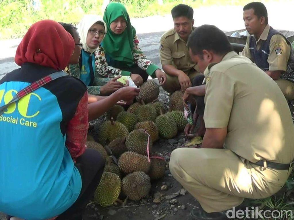 Ini Kesaksian Tetangga Soal Eni, Penjual Durian yang Dibayar Uang Palsu