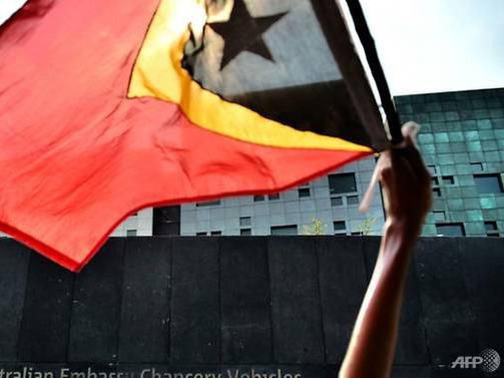 Koalisi Pendukung Bubar, Perdana Menteri Timor Leste Mundur