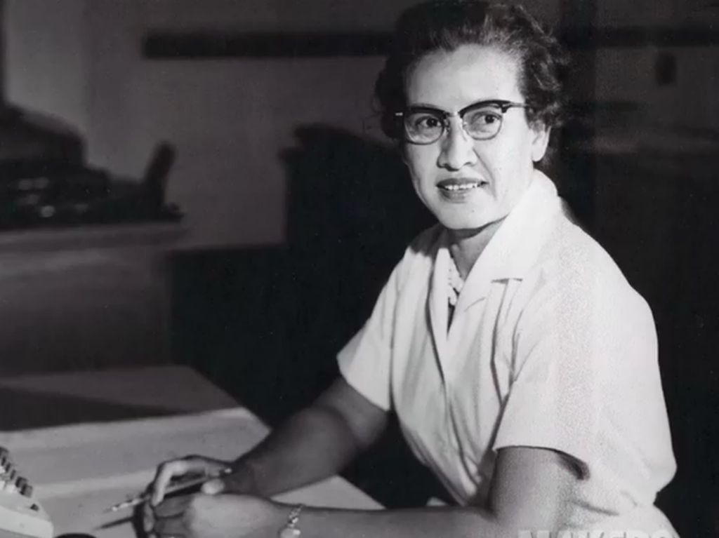 Legenda Matematika NASA Wafat di Usia 101 Tahun